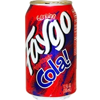 FAYGO 12OZ CAN COLA