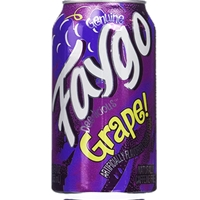 FAYGO 12OZ CAN GRAPE