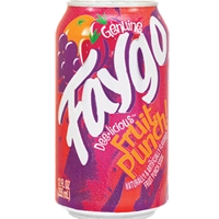 FAYGO 12OZ CAN FT PUNCH