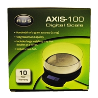 SCALE AWS AXIS 100 x 0.01g