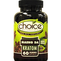 CHOICE KRATOM CAPS 60CT