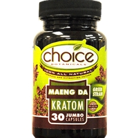 CHOICE KRATOM CAPS 30CT