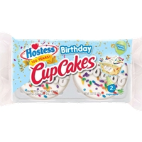 HOSTESS 3.27Z BIRTHDAY CUPCAKES