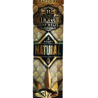 BILLIONAIRE NATURAL WRAPS