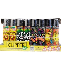 CLIPPER HIPPIE 4 LIGHTER
