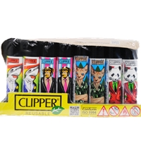 CLIPPER ANIMAL MIX LIGHTER