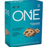 ONE CHOCOLATE CHIP COOKIE 60 G