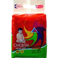 CHERISH DIAPERS LARGE