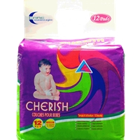 CHERISH DIAPERS MEDIUM