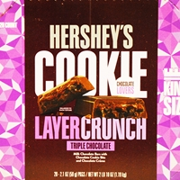 HERSHEYS LAYER 3 CHOCOLATE KS