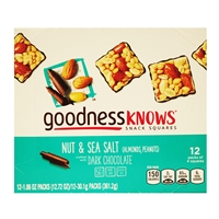 GOODNESS NUT & SEA SALT