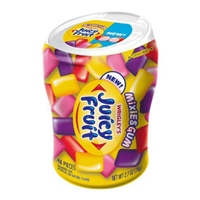 JUICY FRUIT MIXES GUM