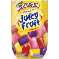 JUICY FRUIT MIXIES 15PC