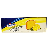 HOSTESS ICED LEMON CAKE