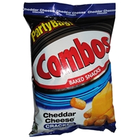 COMBOS CHEDDAR CRACKERS