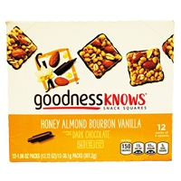 GOODNESS HONEY ALMOND BOURBON VANILLA