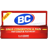 BC SINUS CONGESTION POWDER