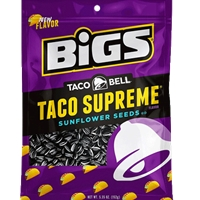 BIGS TACO SUNFLOWER SEEDS