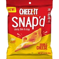 CHEEZ-IT SNAP DOUBLE CHEESE