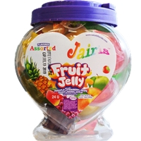 JAIRIS HEART FRUIT JELLY