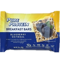 PURE BREAKFAST BLUEBERRY BAR
