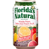 FLORIDA'S NATURAL FRUIT SPLASH