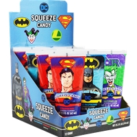 DC COMICS SQUEEZE TUBE