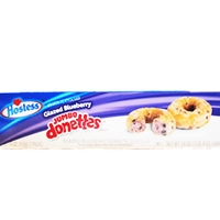 HOSTESS BLUEBERRY DONETTES