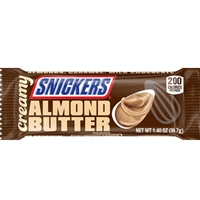 SNICKERS CREAMY ALMOND BUTTER