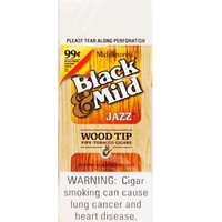 BLACK & MILD JAZZ WT .99