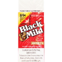 BLACK & MILD SWEETS .89 UP