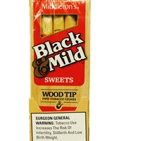BLACK & MILD SWEETS WT 5PK