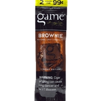 GAME LEAF 2/.99 BROWNIE