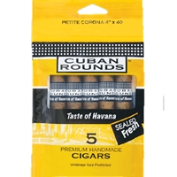 CUBAN ROUNDS CORONA