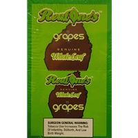 REAL ONE WHOLE LEAF GRAPES PCH