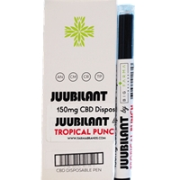 JUUBILANT CBD TROPICAL PEN 150MG