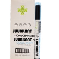 JUUBILANT CBD COOL PEN 150MG