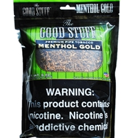 THE GOOD STUFF MENTHOL GOLD