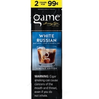 GAME CIG 2/.99 WHITE RUSSIAN