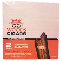 GG SWEET WOODS 2CT CIGARS