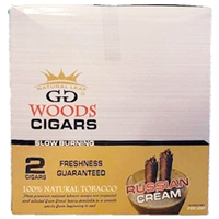 GG RUSSIAN WOODS 2CT CIGARS