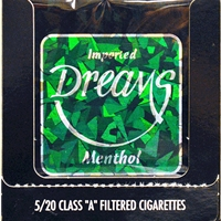 LIP DREAMS NAT SHERMAN MENTHOL