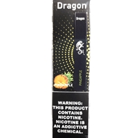 DRAGON DISPOSABLE PINEAPPLE 6%