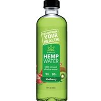 HEMP WATER KIWI BERRY 16Z