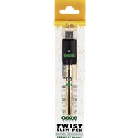OOZE TWIST SLIM USB PEN GOLD