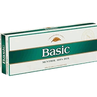 BASIC MENTH GOLD 100`S BOX