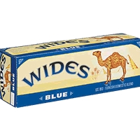 CAMEL BLUE WIDES BOX