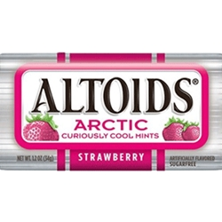 ALTOIDS STRAWBERRY ARCTIC