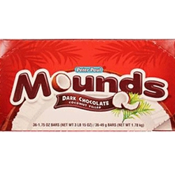 MOUNDS CHOCOLATE BAR