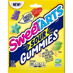 SWEETARTS GUMMIES SOUR PEG